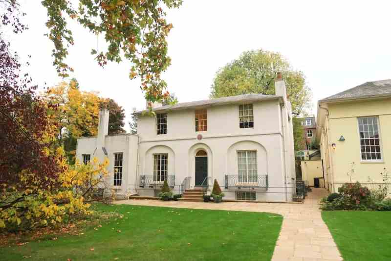 Museums in Hampstead, Keats House