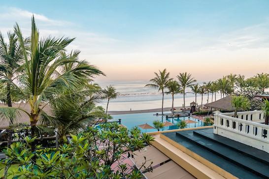 The Legian Seminyak Sunset   Best Bali Sunset
