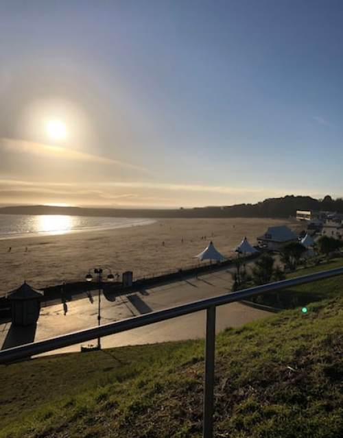 Road Trip from London, Barry Island Wales