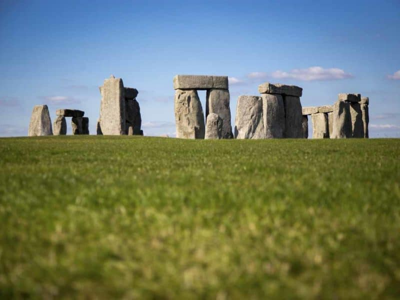 Road Trip from London, Stonehenge