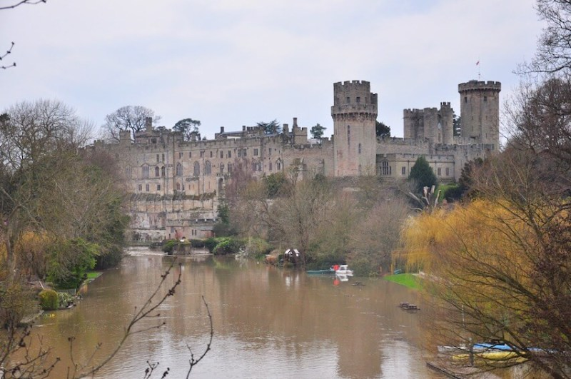 Day Trips from Birmingham, Warwick Castle