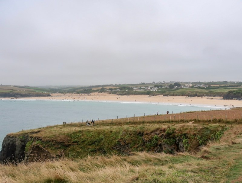 Things to do in Padstow Cornwall, Harlyn Bay