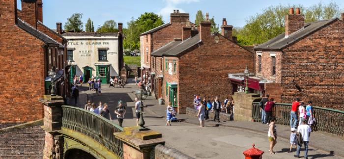 Day Trips from Birmingham, Black Country Living Museum