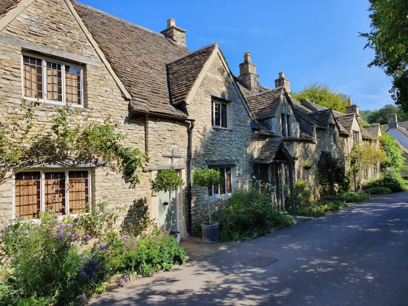day trips from Birmingham, Castle Combe