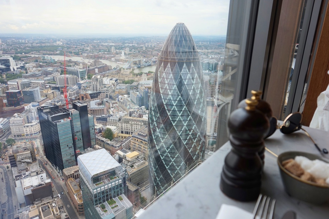 things to do in winter in London, Duck and Waffle