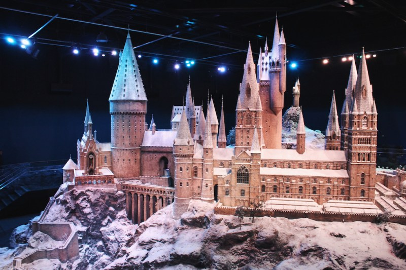 day trips from Birmingham, Harry Potter Studio