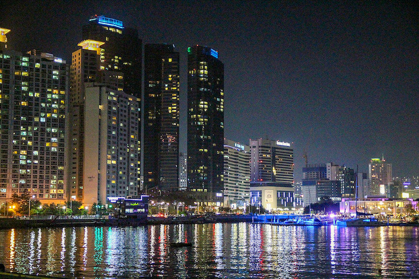 Things to do in Busan, Busan nightlife