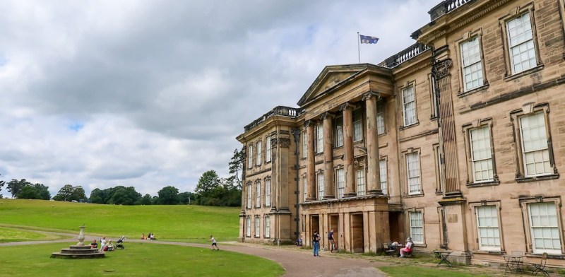 Calke Abbey Walks