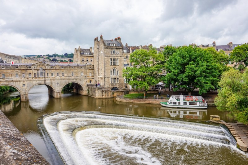 day trip from Cardiff, bath