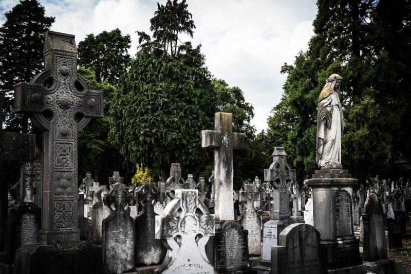 hidden gems in Dublin, Glasnevin Cemetery