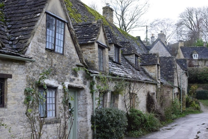 day trips from London in winter, Cotswolds