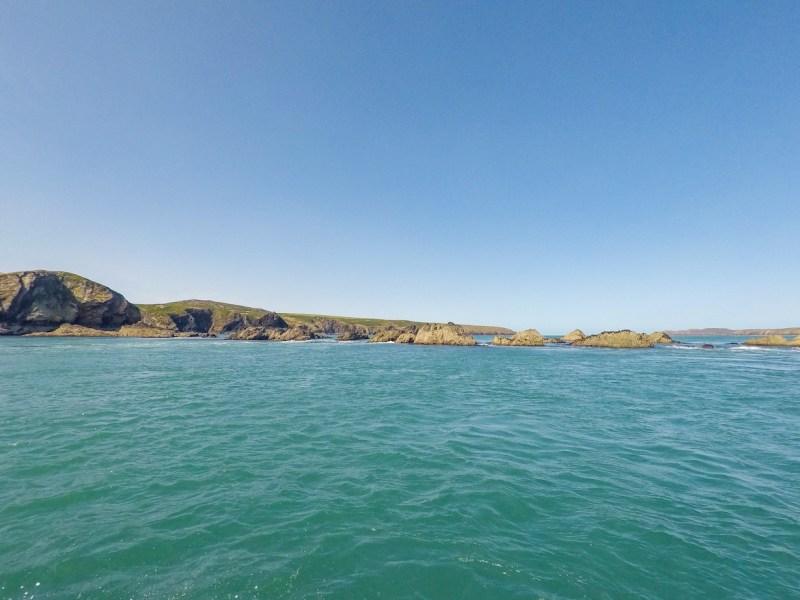 Wales Road Trip, Ramsey Island