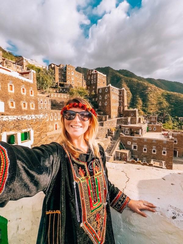 Full Time Travel Blogger, Saudi Arabia