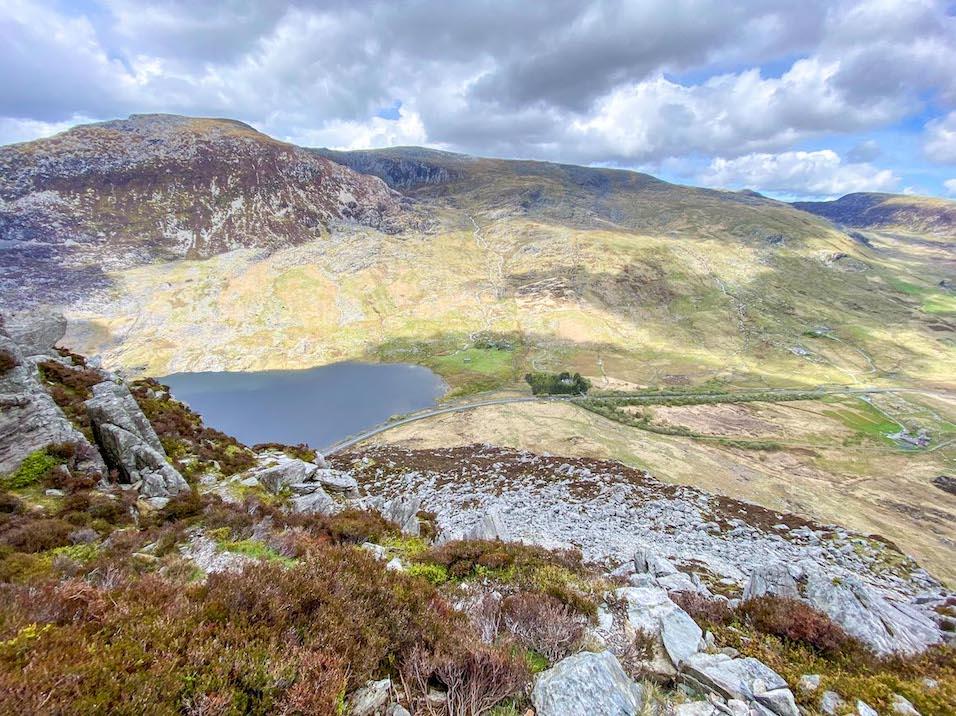 Wales road trip, Mount Tryfan