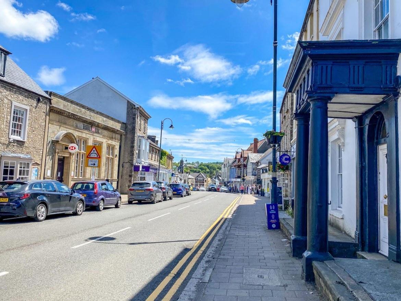 Cowbridge, Wales Road Trip