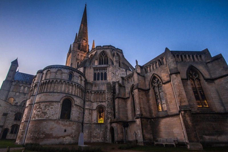 day trips from London in winter, Norwich