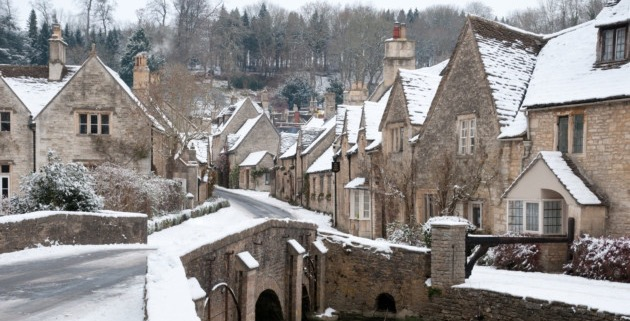 day trips from London in winter