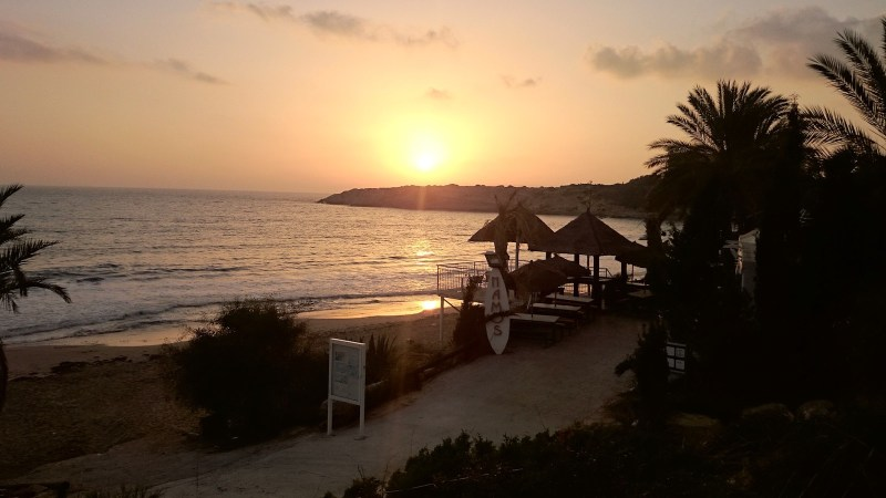 where to stay in Cyprus, Coral Bay