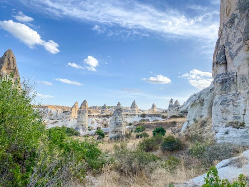Pigeon Valley Cappadocia Walk