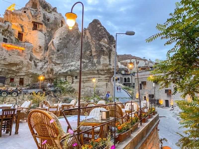 Cappadocia Prices, Cappadocia budget restaurants