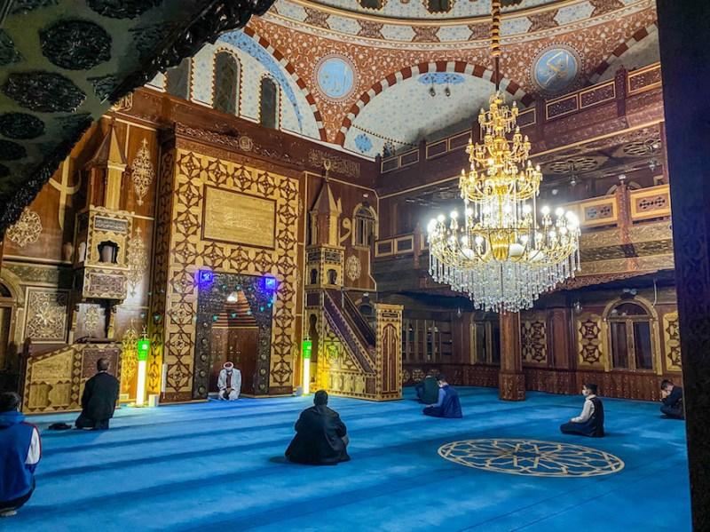 things to do in Uzungöl,Inside Uzungöl Mosque