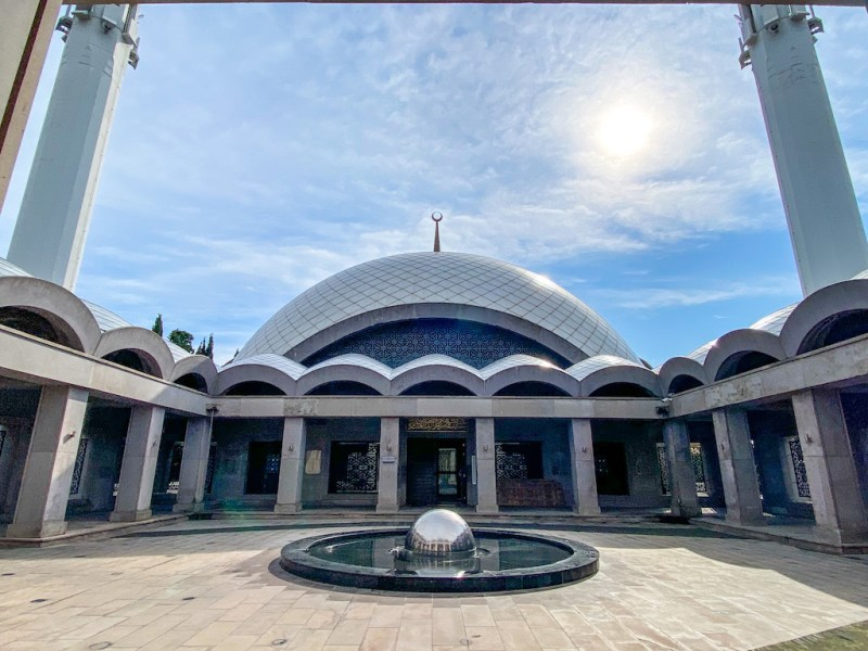 things to do in Uskudar, Sakirin Mosque Istanbul
