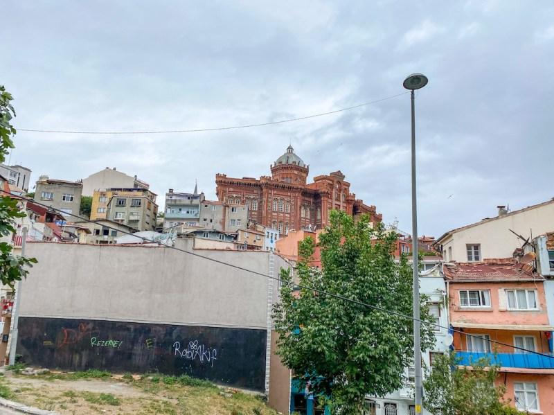 Balat Istanbul, Phanar Greek Othodox College