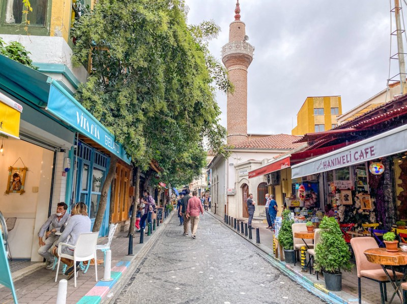 Balat Istanbul, mosque