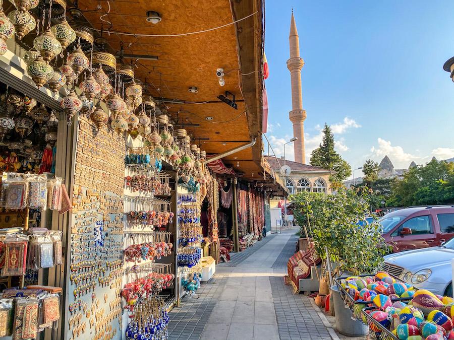 Cappadocia Prices, Goreme Shopping
