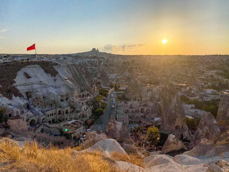 Sunset Point Goreme