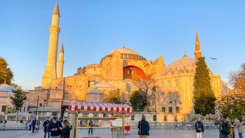 where to stay in Istanbul Sultanahmet Taksim