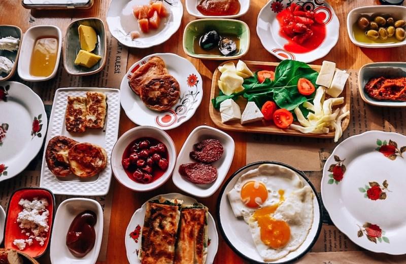 Turkish Breakfast, istanbul itinerary 4 days, istanbul 4 day itinerary, 4 days in Istanbul