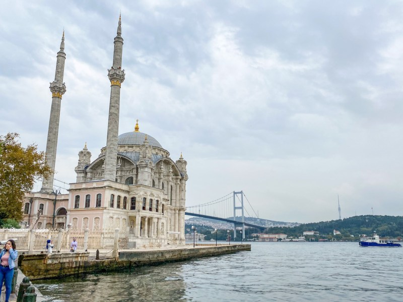 Ortakoy, istanbul itinerary 4 days, istanbul 4 day itinerary, 4 days in Istanbul