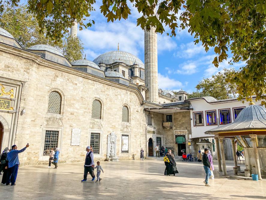 Eyüp Sultan Mosque, Istanbul Hidden Gems