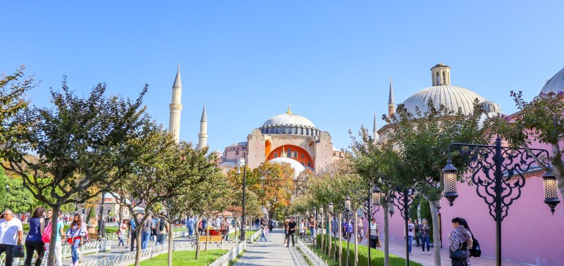istanbul itinerary 4 days