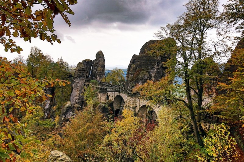 places in Germany in Nature