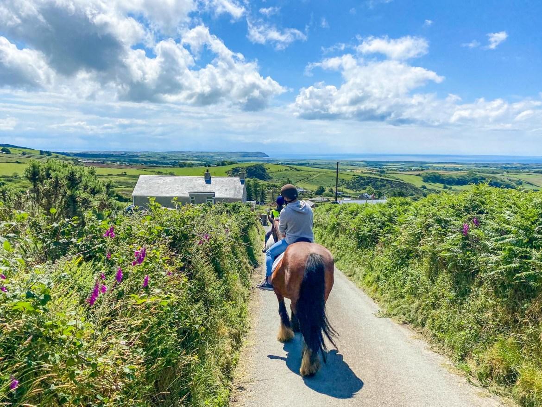 Staycation in Wales, Llyn Peninsular
