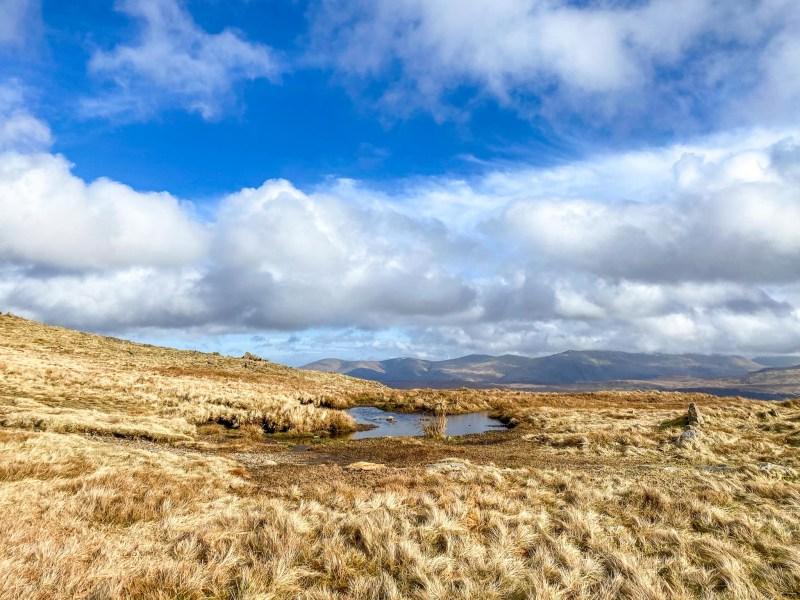 Lake District Day Trip, Dale Head Walk