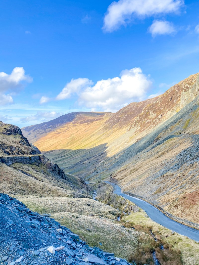 Dale Head Walk, Honister Pass