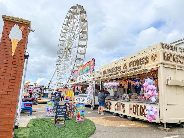 Staycation in Wales, Barry Island Pleasure Park