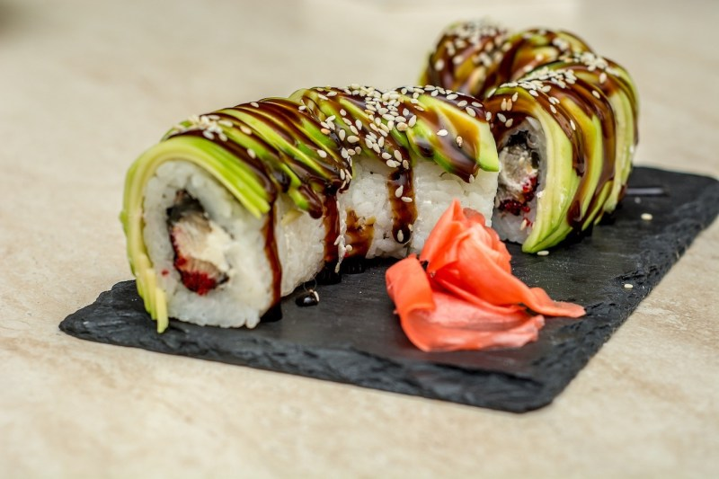 Japanese Cooking Classes Online sushi