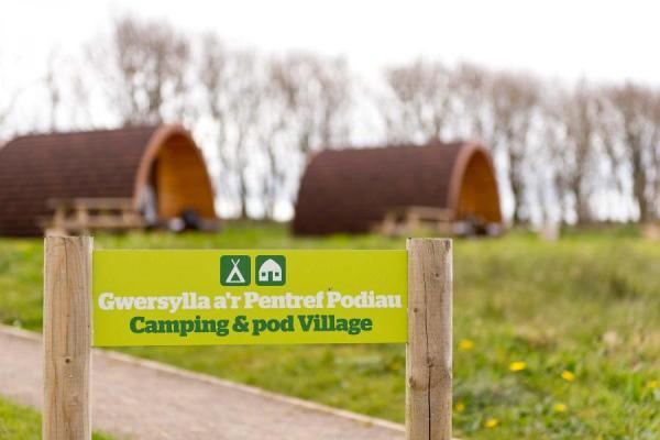 YHA Manorbier Camping Site