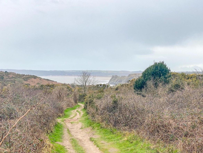 Three Cliffs Bay Footpath