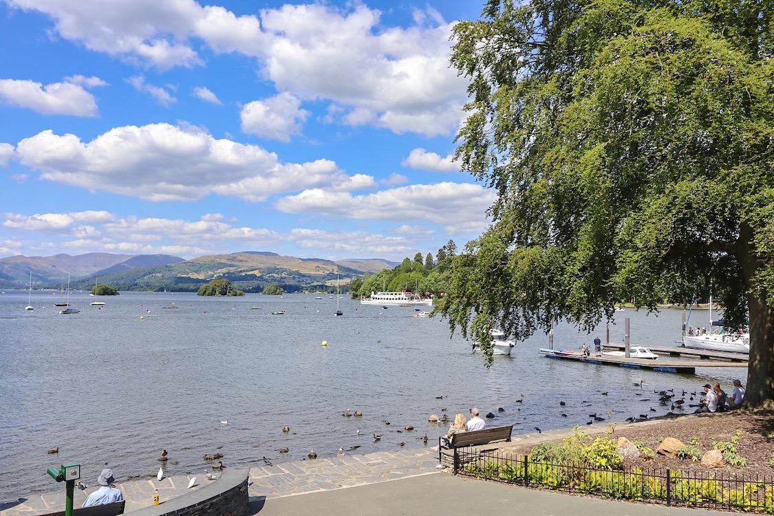 Lake Windermere, Lake District Staycation