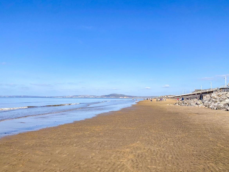 South Wales itinerary, Aberavon Beach