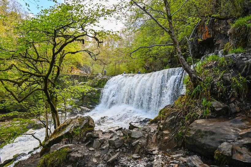 South Wales itinerary, Brecon Beacons