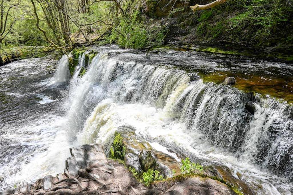 Sgwd y Pannwr, Brecon Beacons Waterfalls Walk