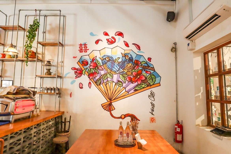 Melaka itinerary, cafes in Melaka