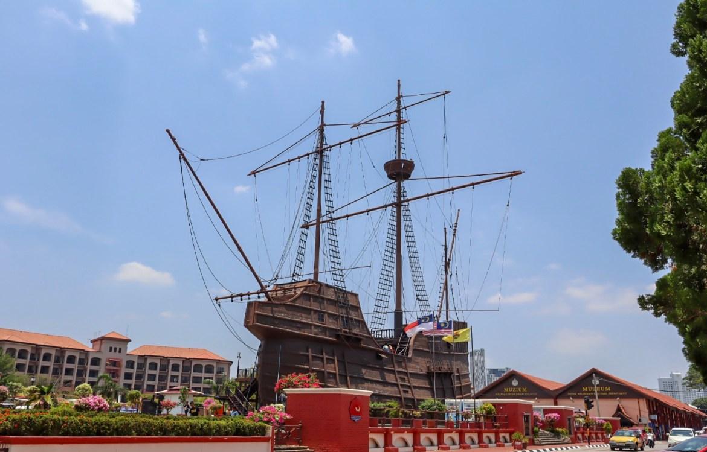 Melaka itinerary, Melaka Martime Museum
