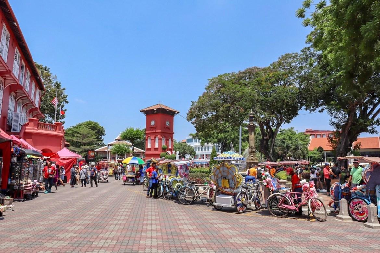 Melaka itinerary, Melaka Clock Tower